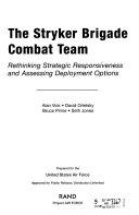 The Stryker Brigade combat team