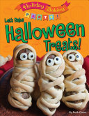 Let S Bake Halloween Treats  book