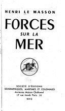Forces sur la mer