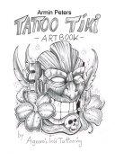 Tattoo Tiki Art Book