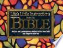 Life's Little Instructions From The Bible : hours refrain from criticizing anybody...