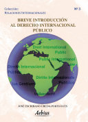 download ebook breve introducción al derecho internacional público pdf epub