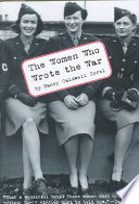 Ebook The Women Who Wrote the War Epub Nancy Caldwell Sorel Apps Read Mobile