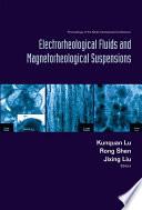 Electrorheological Fluids and Magnetorheological Suspensions  ERMR 2004