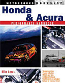 Honda and Acura Performance Handbook