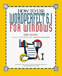How to Use WordPerfect 6 1 for Windows