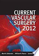 Current Vascular Surgery 2012 book