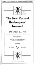 The New Zealand Beekeepers  Journal