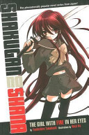 Shakugan no Shana  The Girl With Fire in Her Eyes  Novel