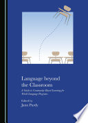 Language beyond the Classroom