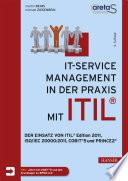 IT Service Management in der Praxis mit ITIL