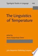 The Linguistics Of Temperature
