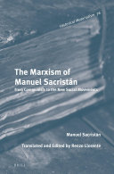 The Marxism of Manuel Sacristán