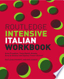 Routledge Intensive Italian Workbook