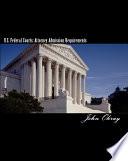 U S  Federal Courts