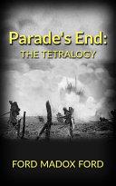Parade s End  The Tetralogy