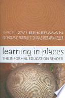 illustration Learning in Places, The Informal Education Reader