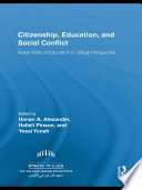 Citizenship  Education and Social Conflict