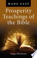 Prosperity Teachings of the Bible