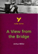 A View from the Bridge  Arthur Miller