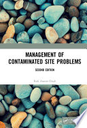 Management Of Contaminated Site Problems Second Edition