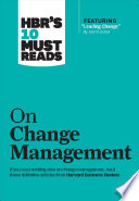 HBR s 10 Must Reads on Change