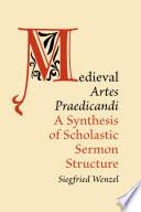 Medieval  Artes Praedicandi