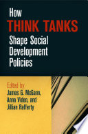 How Think Tanks Shape Social Development Policies
