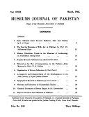 Museums Journal of Pakistan