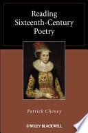 Reading Sixteenth Century Poetry
