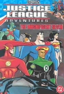 Justice League Adventures With Members Including Superman Wonder Woman