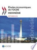 Tudes Conomiques De L Ocde Indon Sie 2012