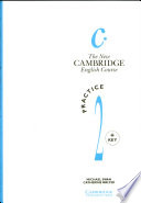 The New Cambridge English Course 2 Practice Book with Key Plus Audio CD Pack