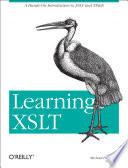 Learning XSLT