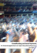 Crowdfunding und Social Payments