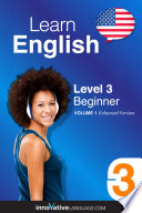 Learn English   Level 3  Beginner