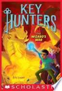 The Wizard s War  Key Hunters  4