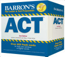 Barron s Act Flash Cards