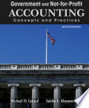 Government and Not-for-Profit Accounting: Concepts and Practices, 6th Edition Free download PDF and Read online