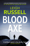 Blood Axe Author Leigh Russell Silently Dipping His Oars In