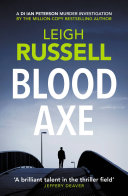 Blood Axe Author Leigh Russell Silently Dipping His Oars