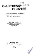 Calisthenic Exercises for Gymnasium Classes