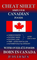 Cheat Sheet Simply For Canadian Foods