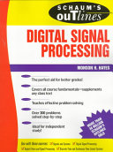 Schaum s Outline of Digital Signal Processing