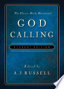 God Calling Student Edition : what would he say to...