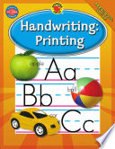 Handwriting  Printing  Grades Preschool   1