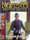 G F Unger Sonder Edition 216 Western