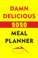 Damn Delicious 2020 Meal Planner