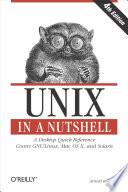 Unix in a Nutshell