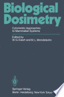 Biological Dosimetry